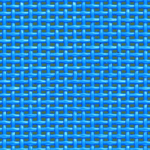 Woven plastic fibers seamless texture