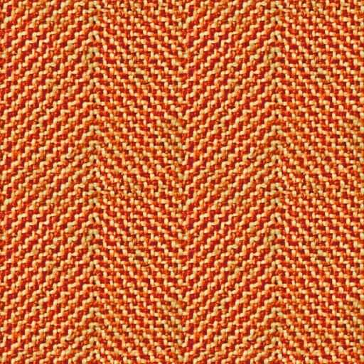 Orange tweed zigzag carpet seamless texture