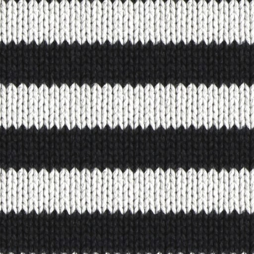 Knitted polyester striped seamless texture