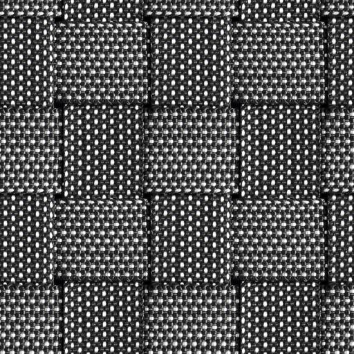Woven stripes furniture basket seamless texture