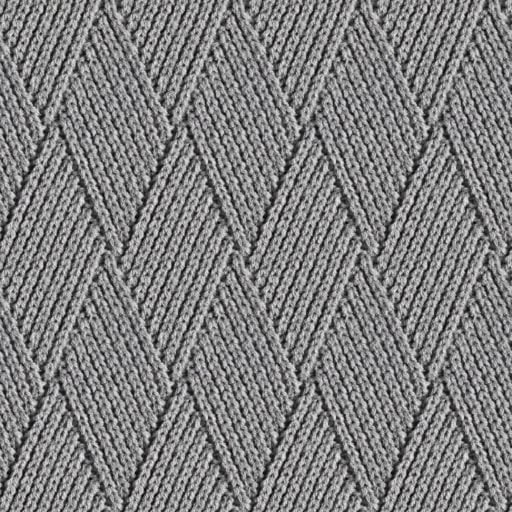 Diamond Pattern Knitted Scarf Free Seamless Textures
