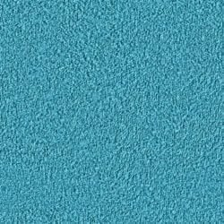 blue fluffy cotton towel seamless texture