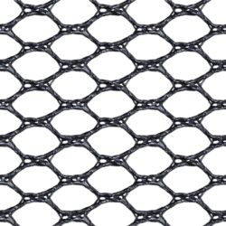Weaved plastic net seamless texture