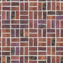 Decorative brick wall free seamless texture