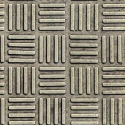 Dirty non slip metal plate - seamless texture