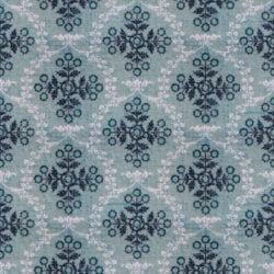 Old floral wallpaper - SEAMLESS TEXTURE