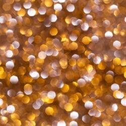 Gold bokeh - seamless texture
