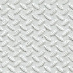 white painted non-slip metal - seamless texture