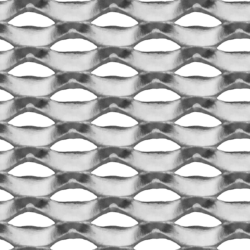 aluminum mesh seamless texture
