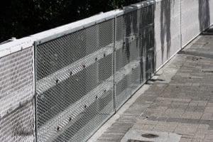 steel mesh protection