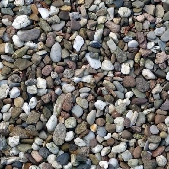Round Pebbles - closeup