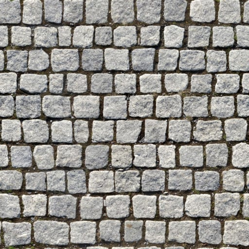large stone pavement seamless texture