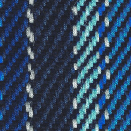 knitted scarf with blue shades seamless texture