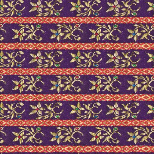 Multicoloured hand embroidery seamless texture