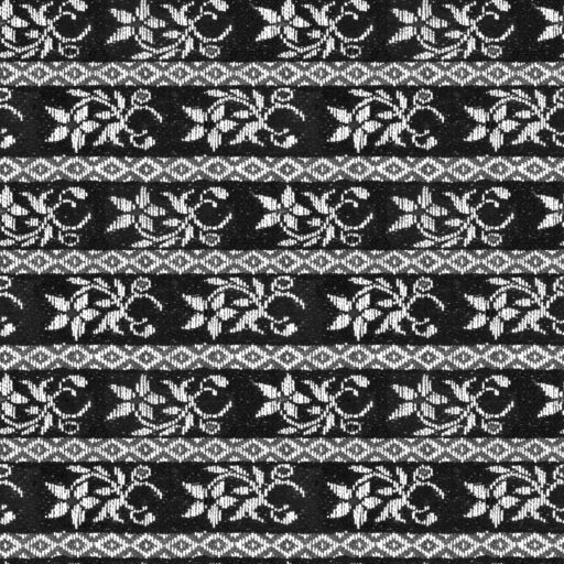 black and white hand embroidery seamless texture
