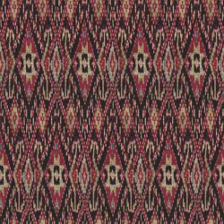 Silk cloth with geometric motifs seamless texture