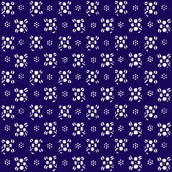 Minimal flower pattern