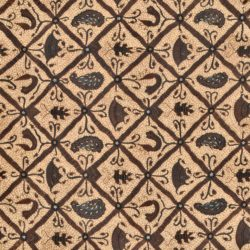 crosshatch batik cloth