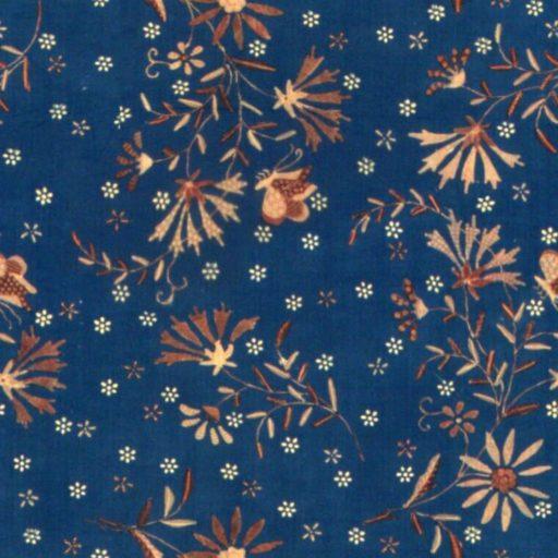 Hip cloth pattern detail